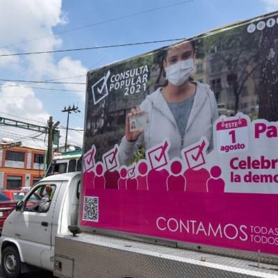 México, dividido por la polémica Consulta Popular 2021 (cuartoscuro.com/archivo, imagen ilustrativa)