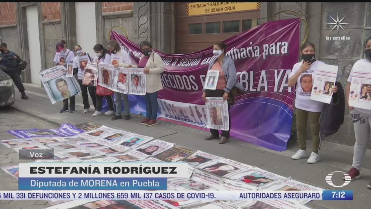 puebla el tercer municipio de mexico con mas desapariciones de mujeres
