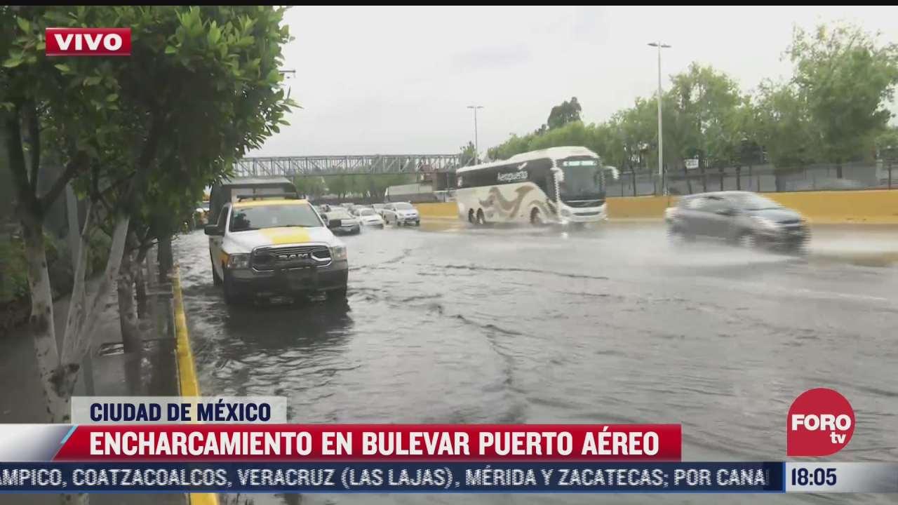 reanudan servicio en l5 del metro cdmx tras intensas lluvias