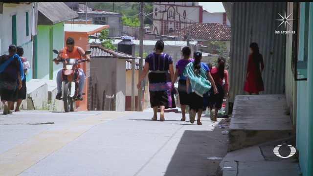 refugiados en chenalho regresan a pantelho
