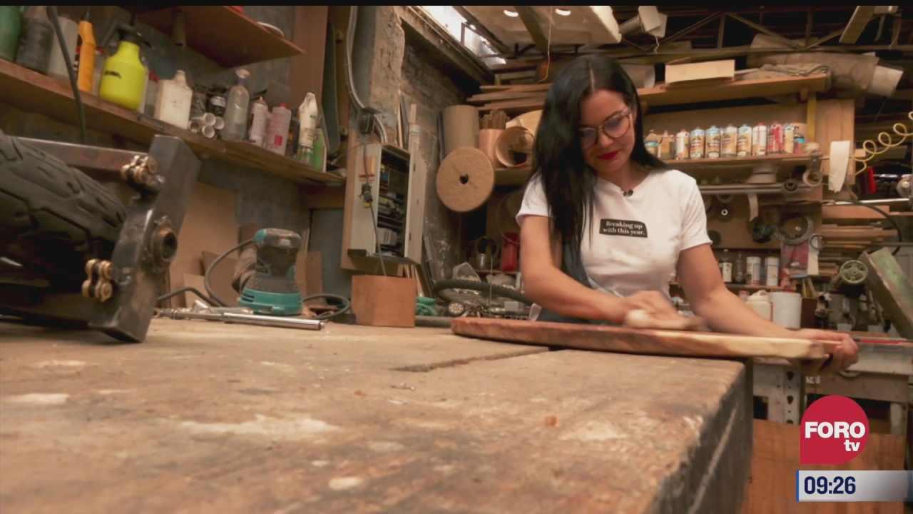 retratos de mexico el trabajo en una carpinteria