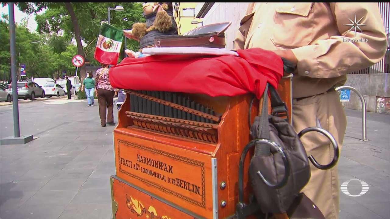 sonidos tipicos de la ciudad de mexico