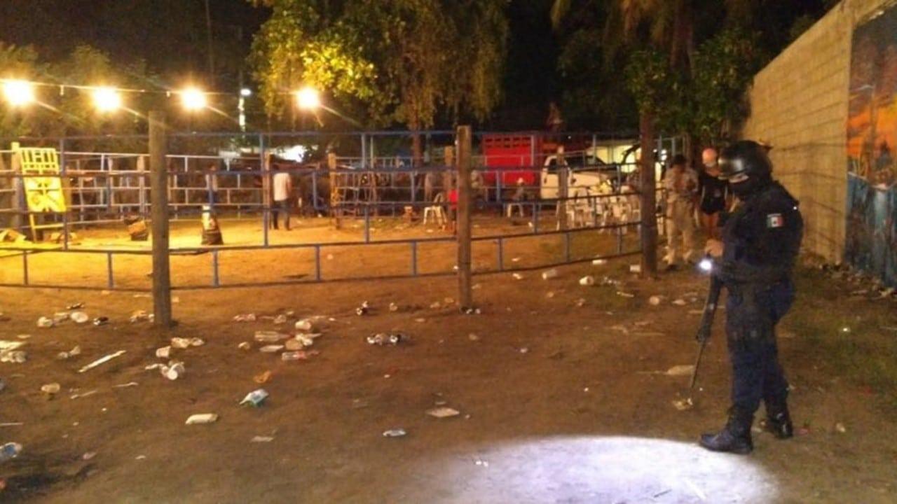 Suspenden jaripeo con más de 500 asistentes en Acapulco, Guerrero
