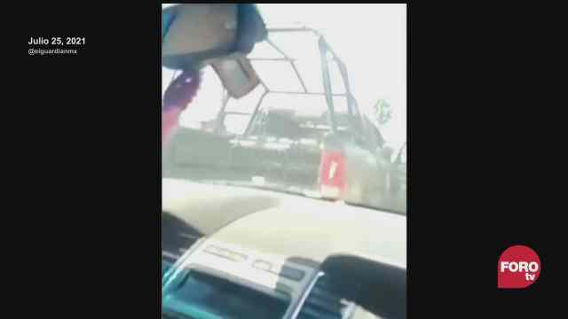 video denuncian abuso policial en arizpe coahuila