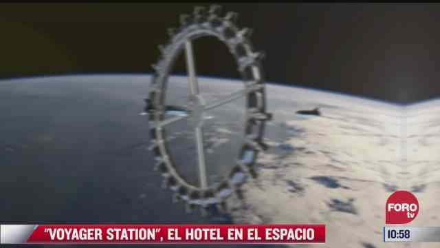 voyager station el hotel en el espacio