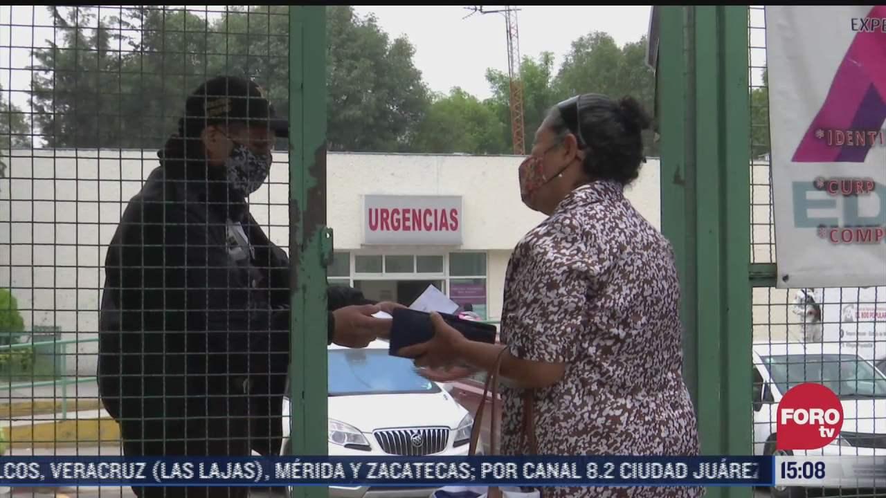 vuelve a operar el hospital general de atizapan tras inundacion