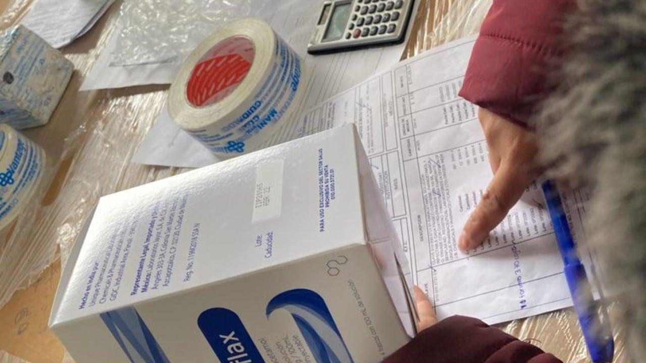Ya se entregan miles de medicamentos oncológicos en México
