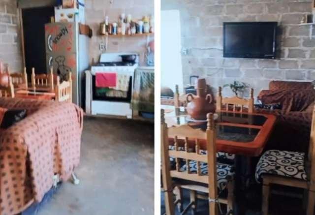 Mujer presume su casa en TikTok y se hace viral: Video