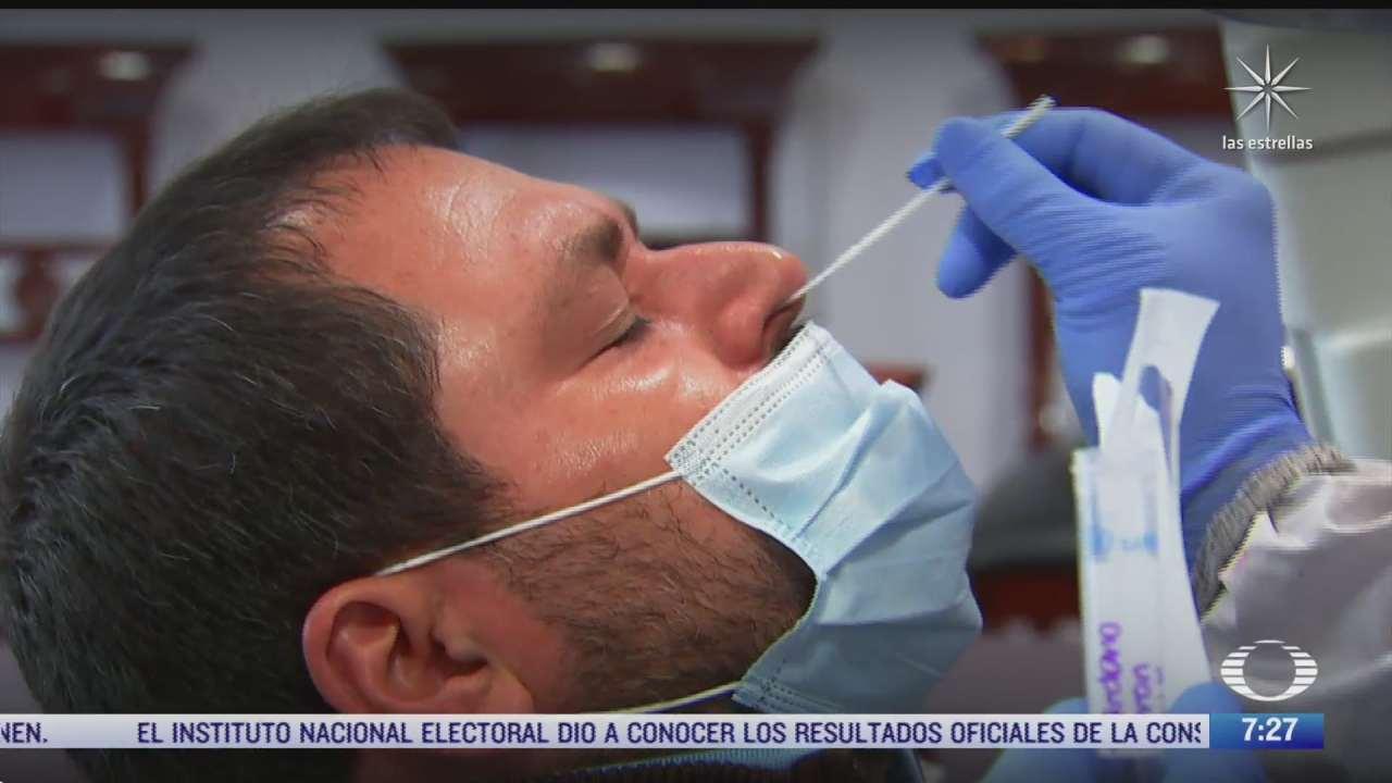 analizaran genoma de 20 mil mexicanos para analizar variantes de covid
