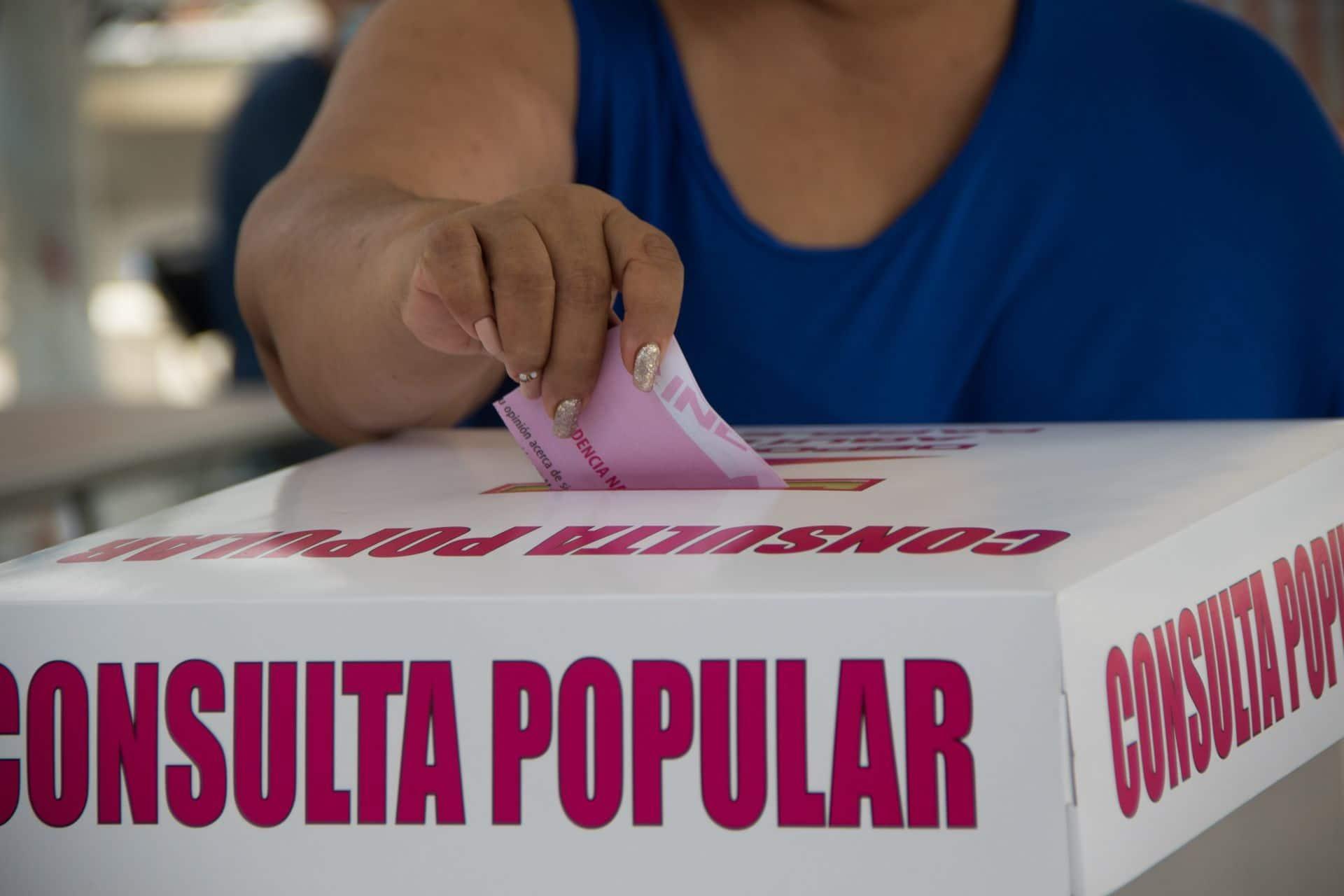 Consulta Popular 2021 Expresidentes Foto