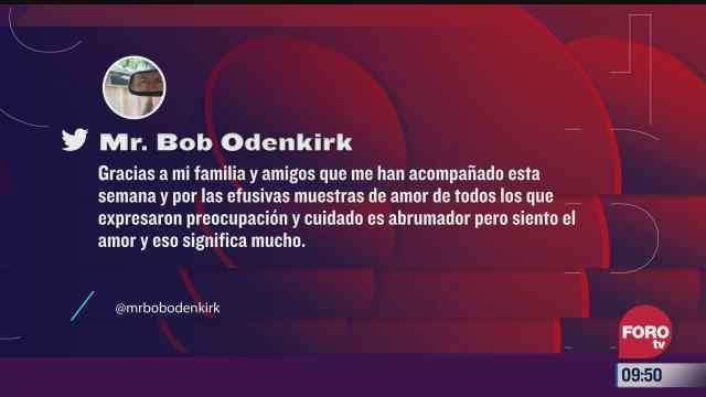 espectaculosenexpreso bob odenkirk agradecio todas las muestras de apoyo