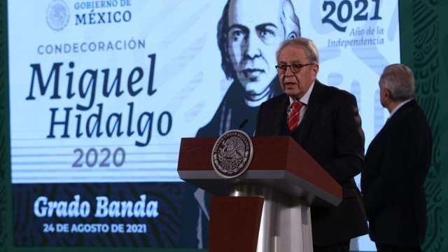 Jorge Alcocer, secretario de Salud (1)