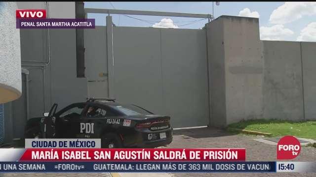saldra de prision maria isabel san agustin mujer indigena detenida en cdmx que sufrio tortura