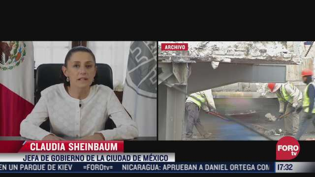 sheinbaum planea devolver a capitalinos linea 12 del metro