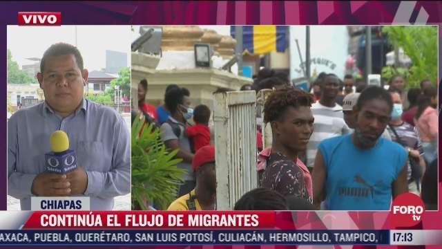 albergues para migrantes en chiapas se encuentran llenos