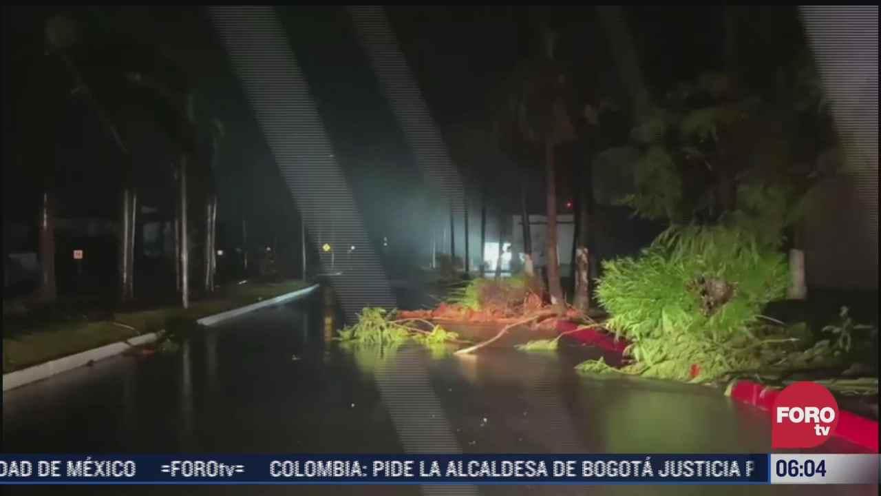autoridades en baja california sur instalaron 22 albergues huracan olaf