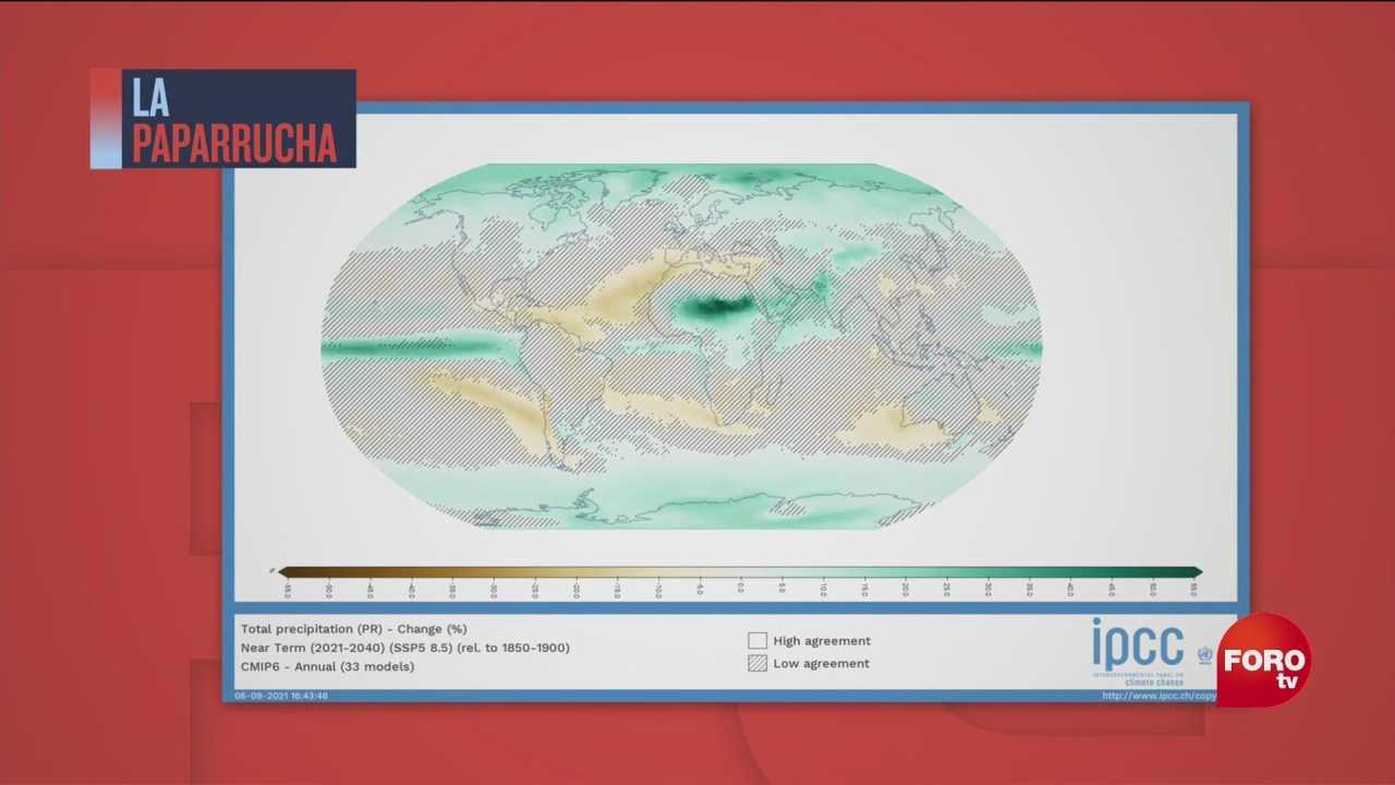 calentamiento global afecta todas las regiones del planeta la paparrucha del dia