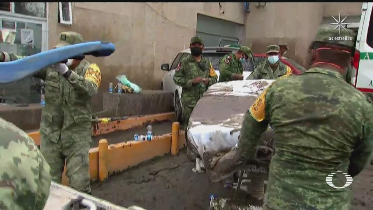 comienzan trabajos de limpieza en hospital del imss tula