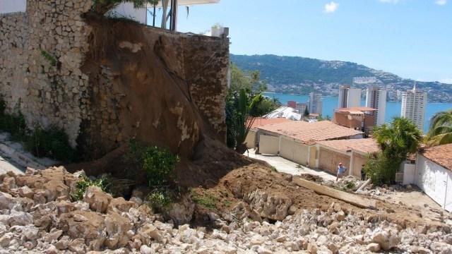 Confirman la muerte de una segunda persona a consecuencia del sismo de magnitud 7.1 en Acapulco