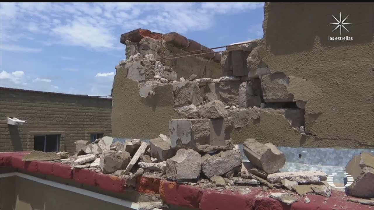 confirman segunda muerte por sismo en acapulco danos se cuentan por miles