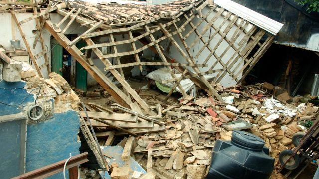 Acapulco, municipio más afectado de Guerrero tras sismo de 7.1 grados