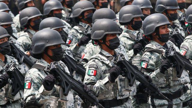 Fotos y video: Así fue el Desfile Militar por el 211 aniversario del inicio de la Independencia de México