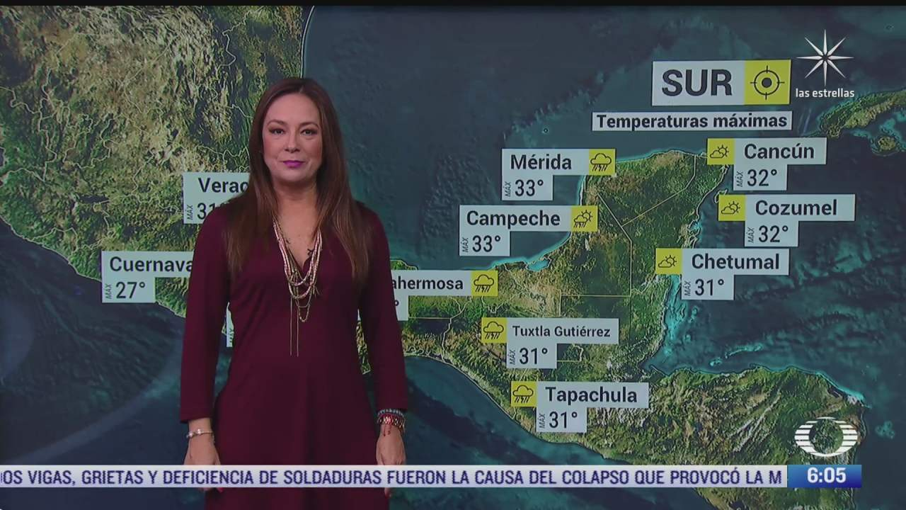 depresion tropical quince e provocara lluvias en nayarit jalisco colima y michoacan