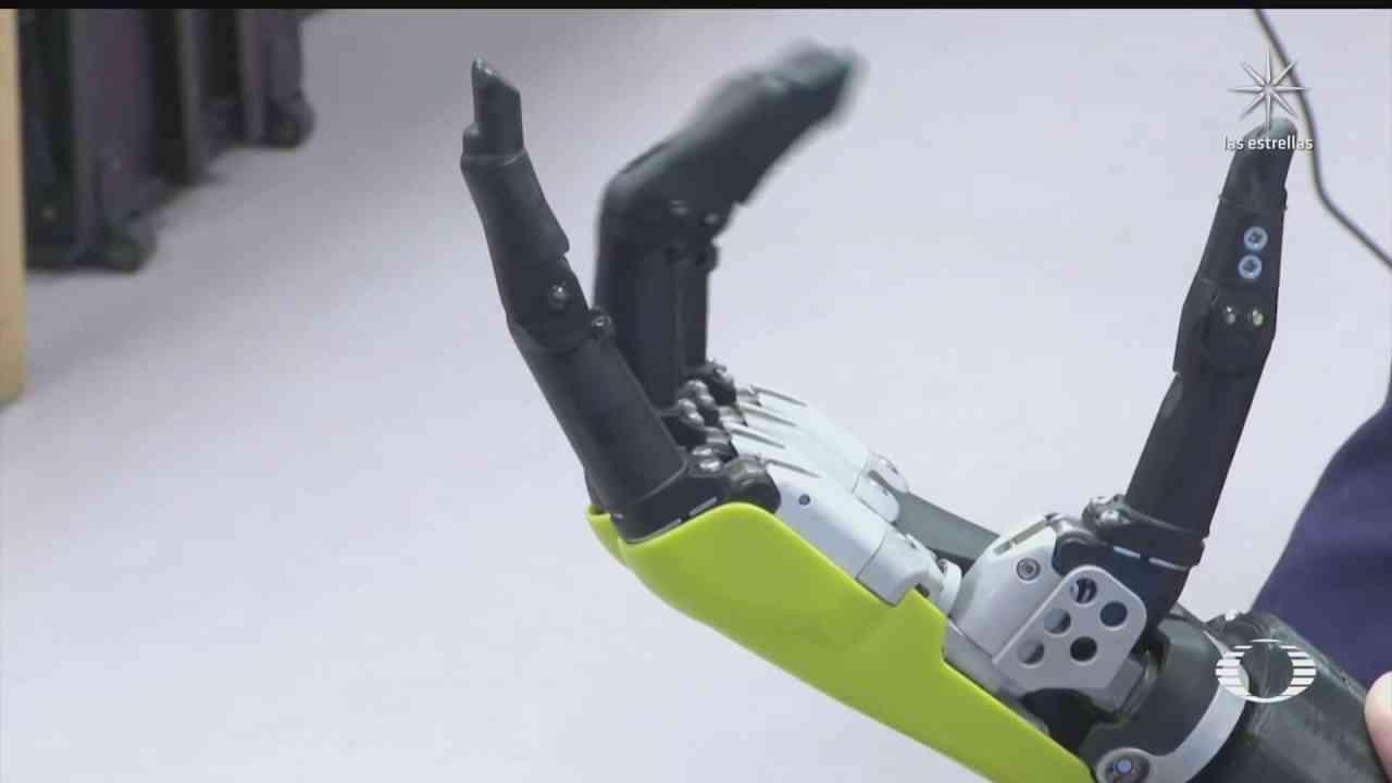 desarrollan protesis con sensibilidad