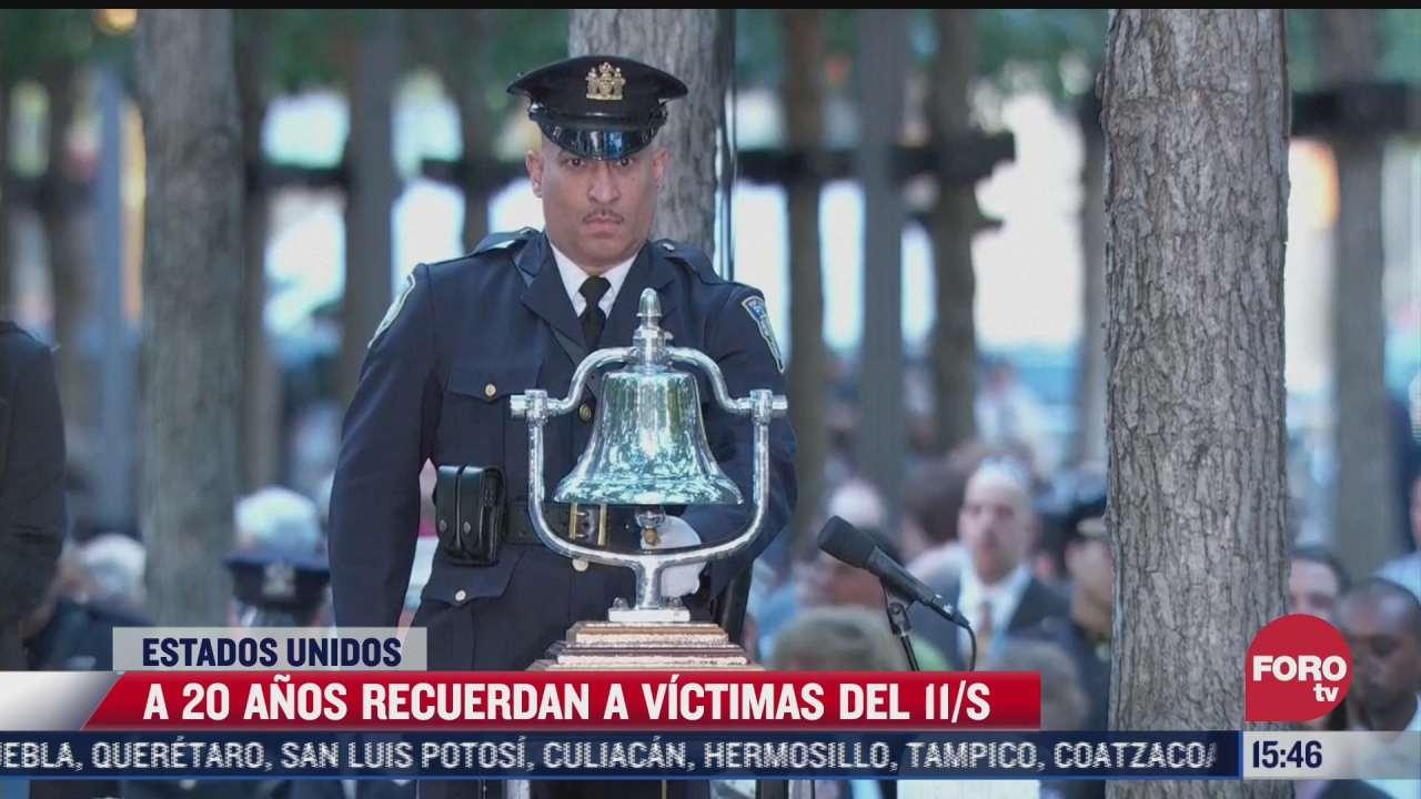 eeuu rinde homenaje a victimas de los atentados del 11 s