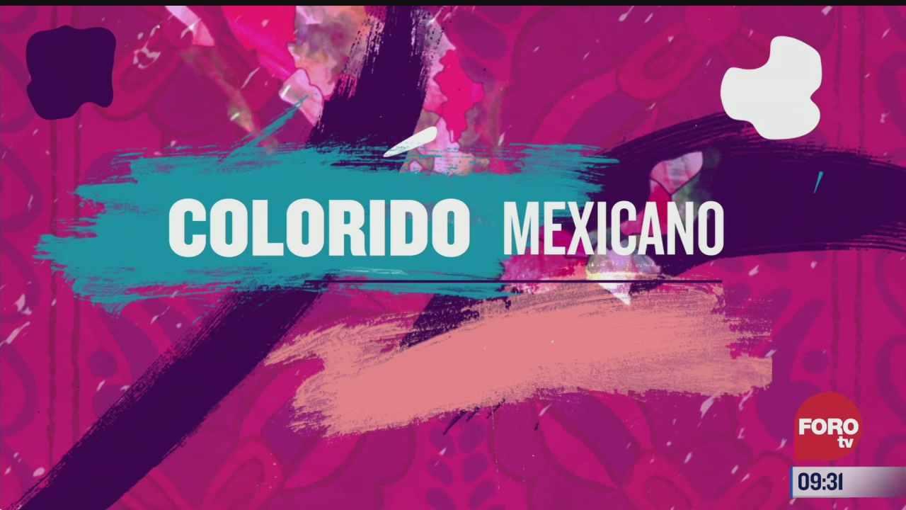 el abanico de color por la republica mexicana 6 sep