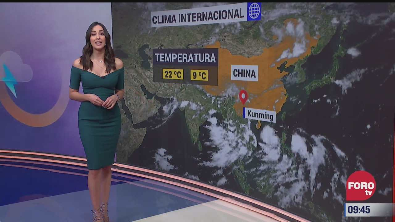 el climaenexpreso internacional del 9 de septiembre del