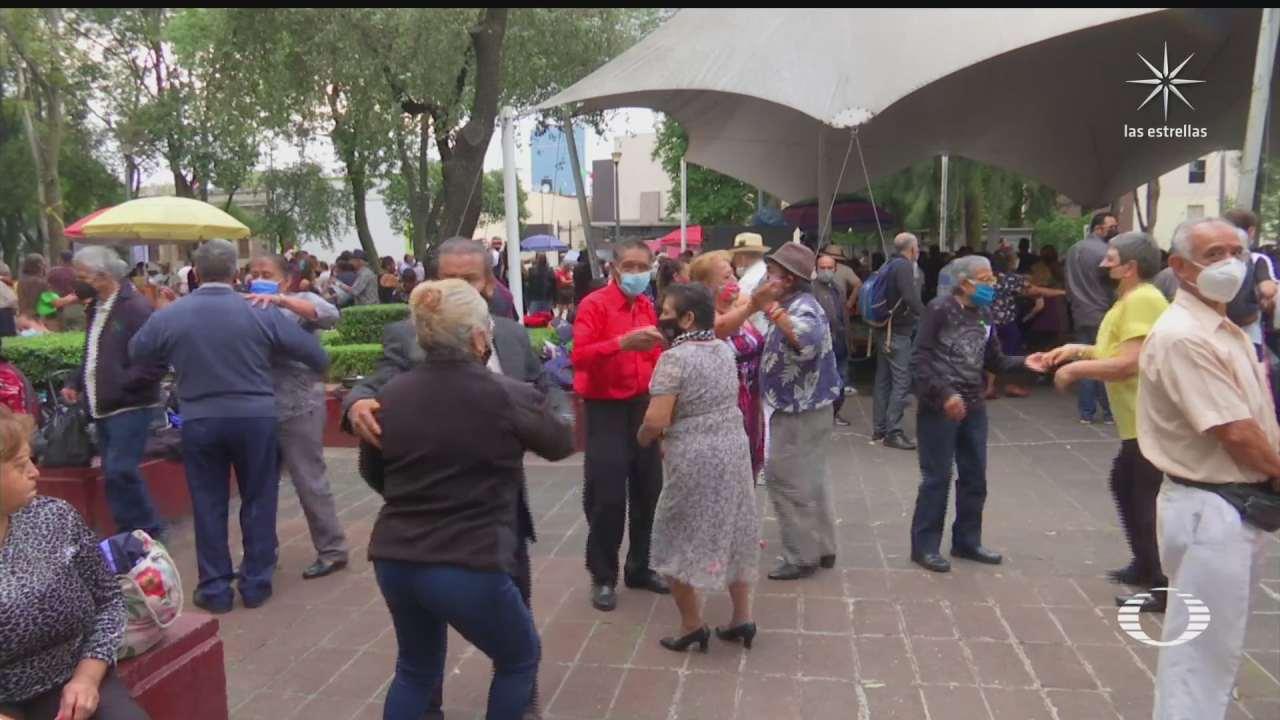 el danzon regresa a las plazas publicas de la cdmx