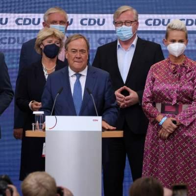 Virtual empate entre partido de Merkel y oposición en Alemania