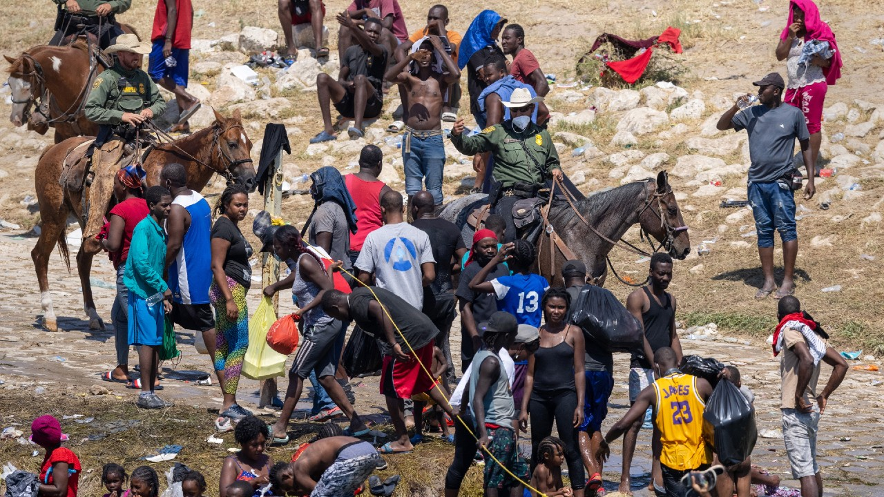 Escala crisis en Ciudad Acuña y Texas por la llegada de migrantes haitianos