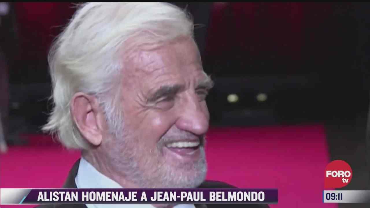 espectaculosenexpreso alistan homenaje a jean paul belmondo