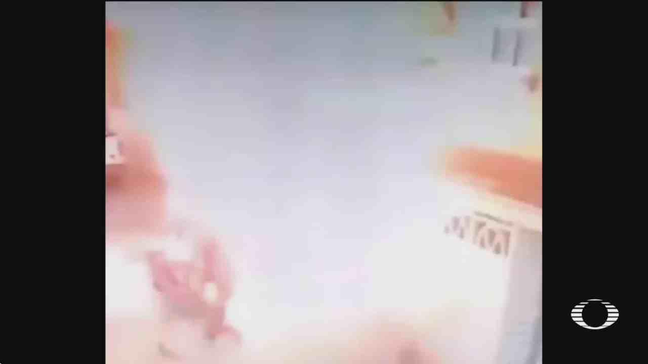 explota paquete bomba dentro de fraccionamiento en puebla