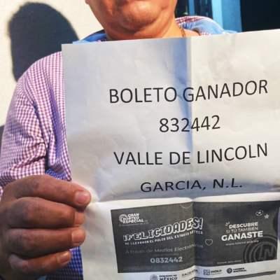 Ganador del palco en el Azteca lo donará; no le gusta el futbol