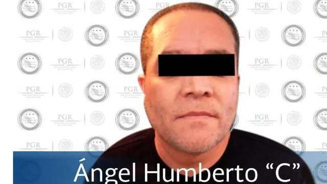 Ángel Humberto Chávez Gastélum (Twitter: @PGR_mx)