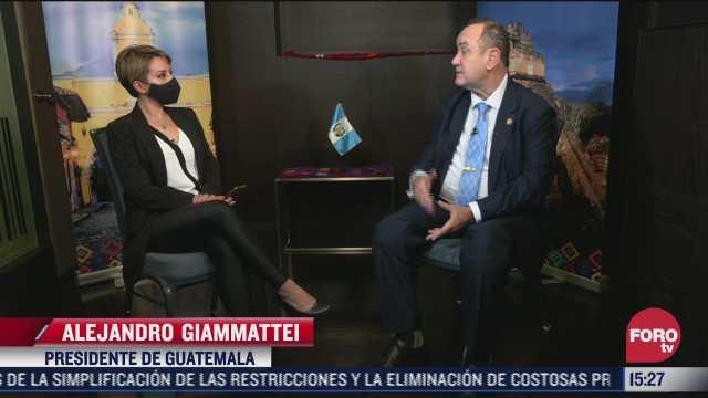 guatemala resalta colaboracion con mexico en migracion