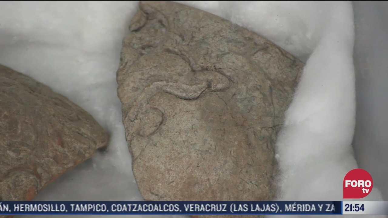 hallan vasija con inscripciones mayas en yucatan