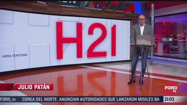 Hora 21, con Julio Patán Programa del 15 de septiembre de 2021