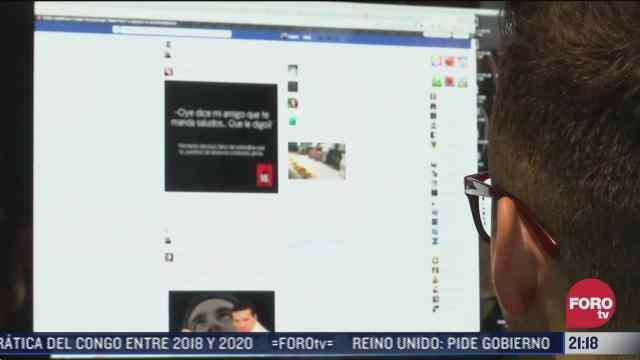 jovenes alertan sobre nueva modalidad de usurpacion de identidad en las redes sociales