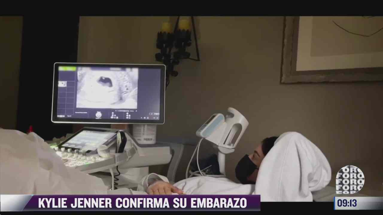 kylie jenner confirma que esta embarazada