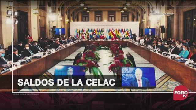 la reunion de la cumbre de estados latinoamericanos y caribenos celac