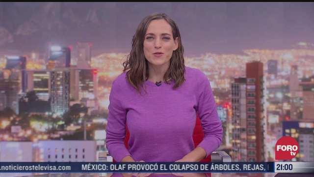 las noticias con ana francisca vega programa del 10 de septiembre de