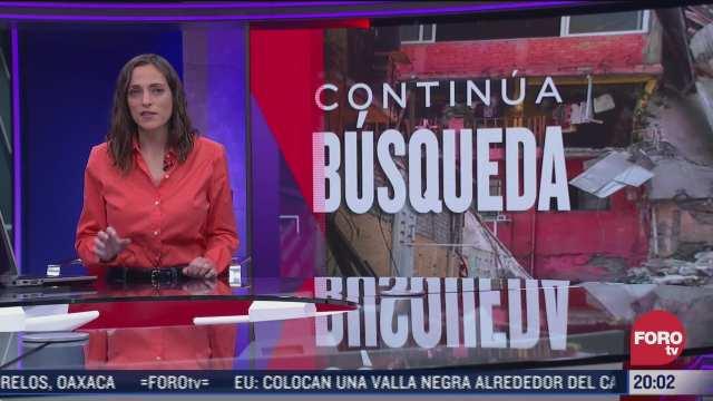 las noticias con ana francisca vega programa del 16 septiembre de