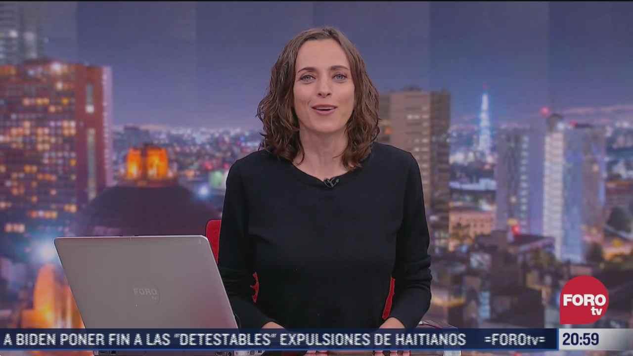 las noticias con ana francisca vega programa del 21 de septiembre de
