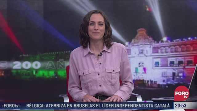 las noticias con ana francisca vega programa del 27 de septiembre de