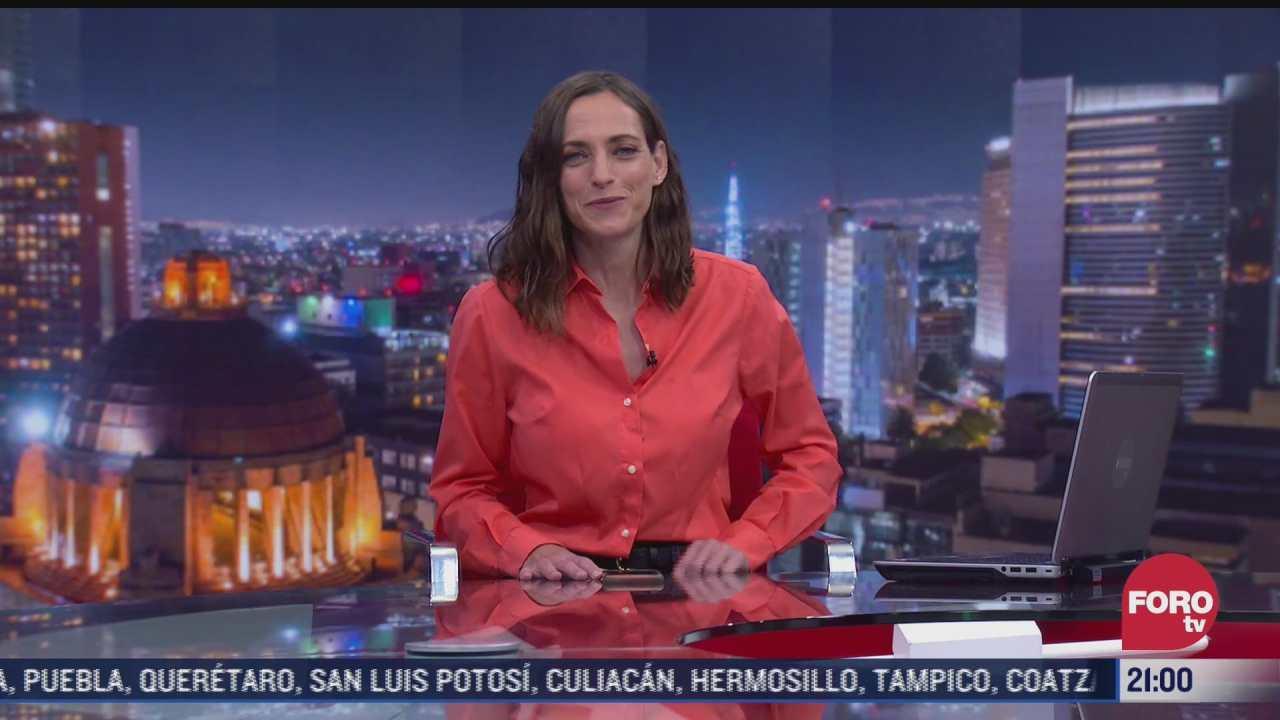 las noticias con ana francisca vega programa del 3 de septiembre de