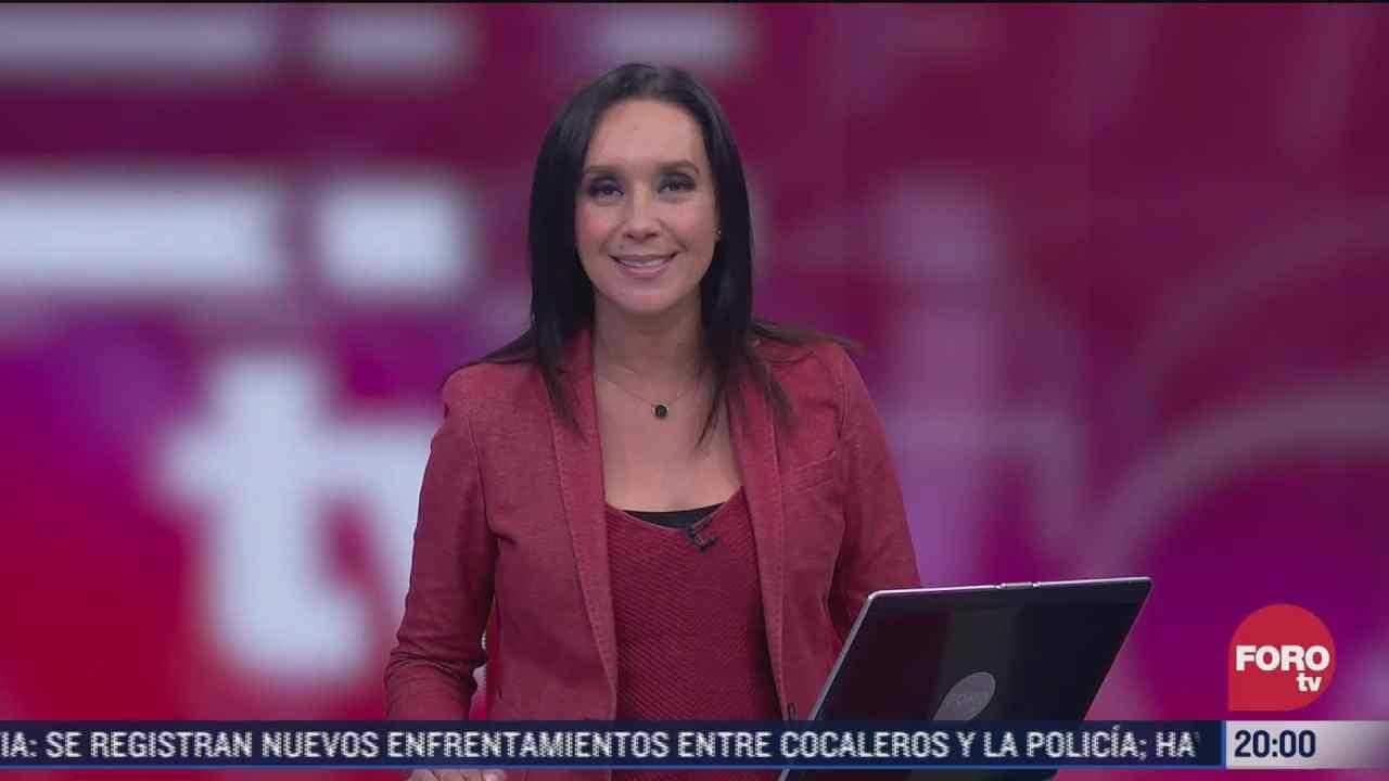 las noticias con karla iberia programa del 23 de septiembre del